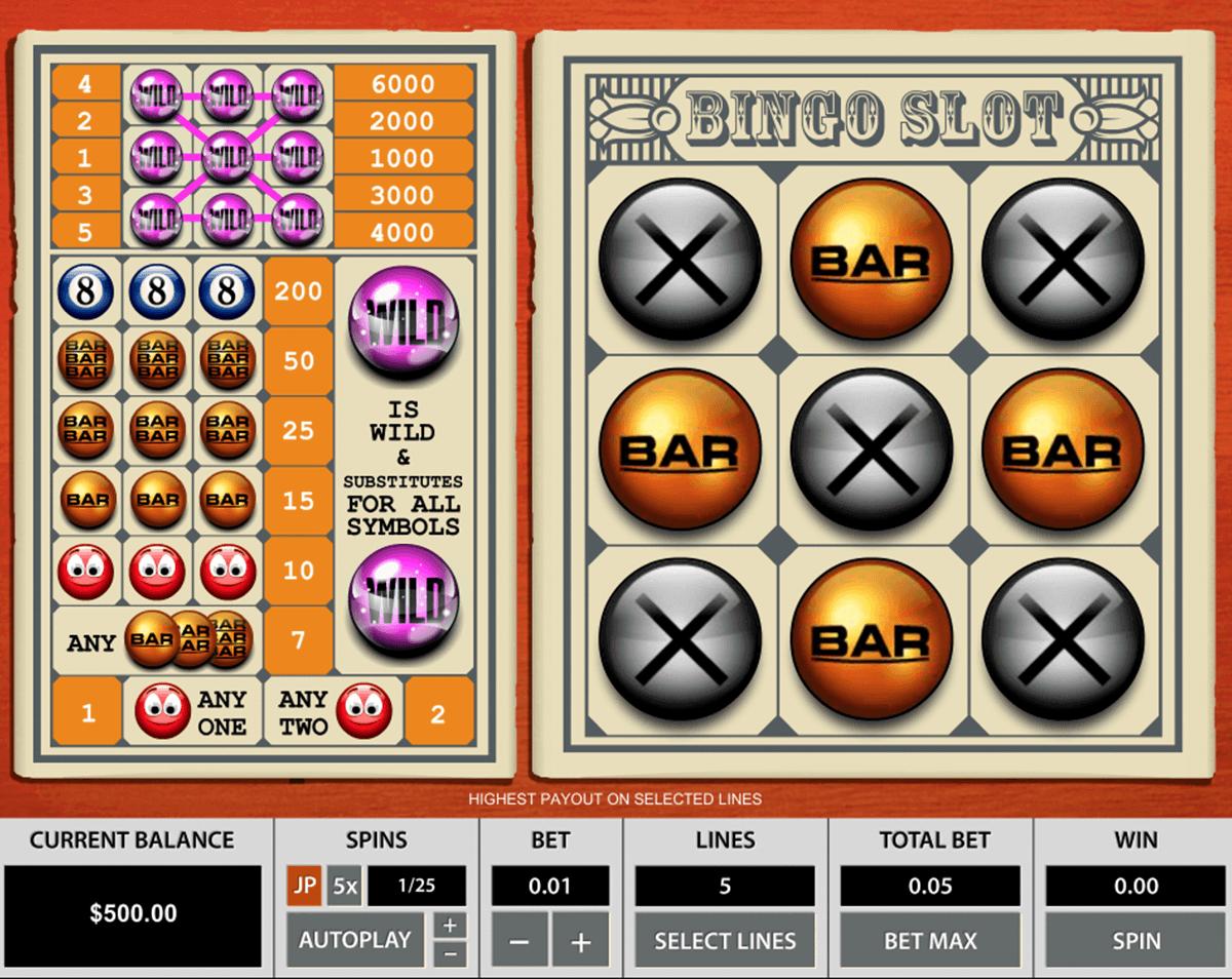 Video bingo champion 40583