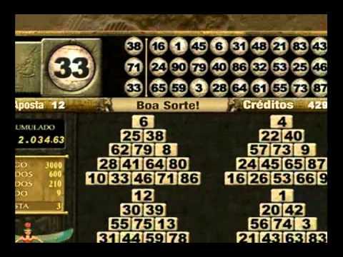 Video bingo playbonds 65684